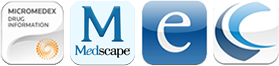 Micromedex, Medscape, Epocrates, Lexicomp